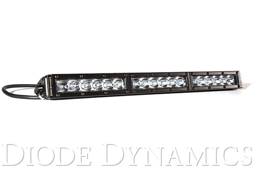 """Diode Dynamics SS18 Stage Series 18"""" LED Light Bar Driving Pattern"""