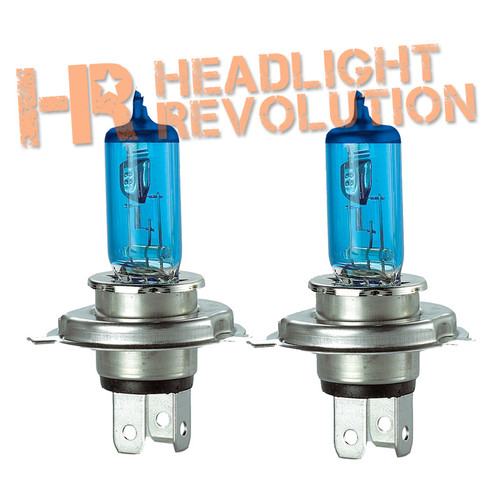 Vision X H4 55/65 WATT Headlight Bulb Set