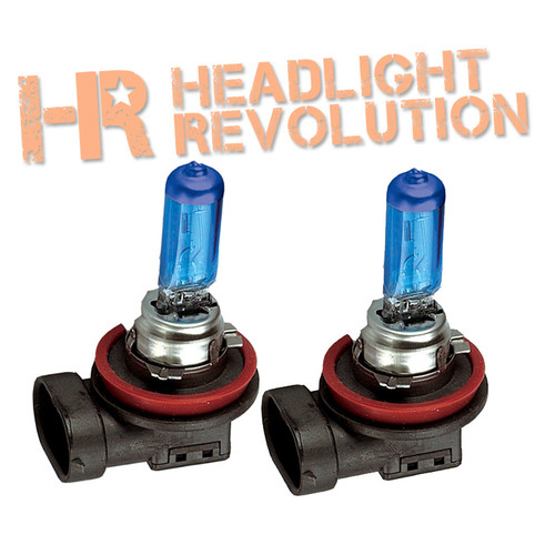 Vision X H11 55 WATT Headlight Bulb Set