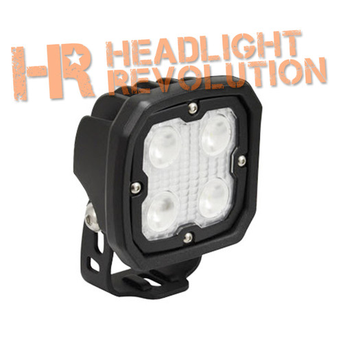 Vision X DURALUX WORK LIGHT 4 LED 40 DEGREE