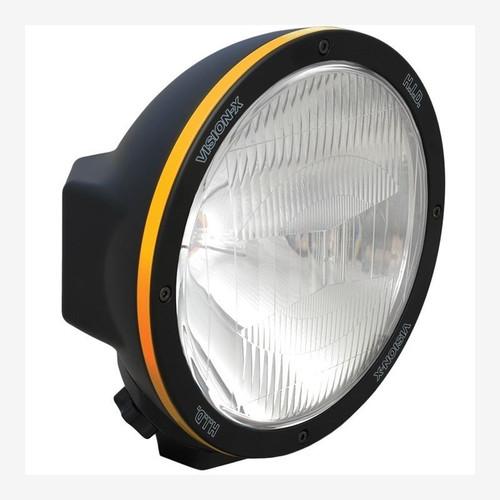 "Vision X 8.7"" ROUND BLACK 50 WATT HID XTREME EURO LAMP"