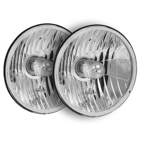 """Vision X 7"""" Round Headlight Housing Replacement [H6017/H6024]"""