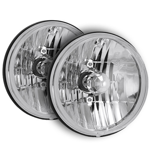 "Vision X 6"" Round Headlight Housing REPLACEMENT [H5001/H5006]"