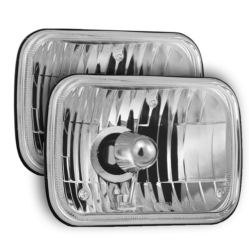 """Vision X 5X7"""" HI\LO SEALED REPLACEMENT Headlight Housing [H6054] 5x7 7x6"""
