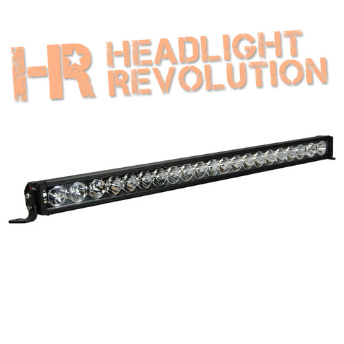 "Vision X 40"" XPR 10W LIGHT BAR 21 LED TILTED OPTICS FOR MIXED BEAM"