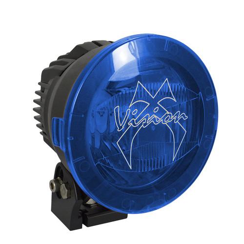 "Vision X 4.72"" CANNON LIGHT POLYCARBONATE FLOOD COVER BLUE"