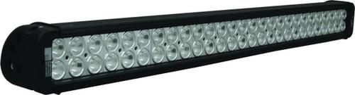 "Vision X 30"" XMITTER PRIME AMBER LED BAR BLACK 54 5W LED'S 10° NARROW"