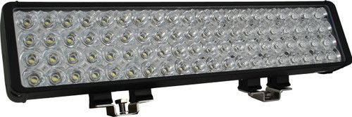 """Vision X 22"""" XMITTER DOUBLE BAR BLACK 80 3W LED'S EURO"""