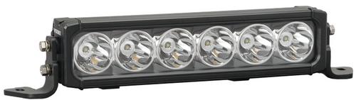 "Vision X 12"" XPR 10-WATT LIGHT BAR 6 LED STRAIGHT BEAM"