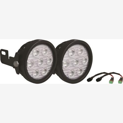 Vision X 07-11 TOYOTA TUNDRA FOG LIGHT KIT WITH XIL-UMX4010