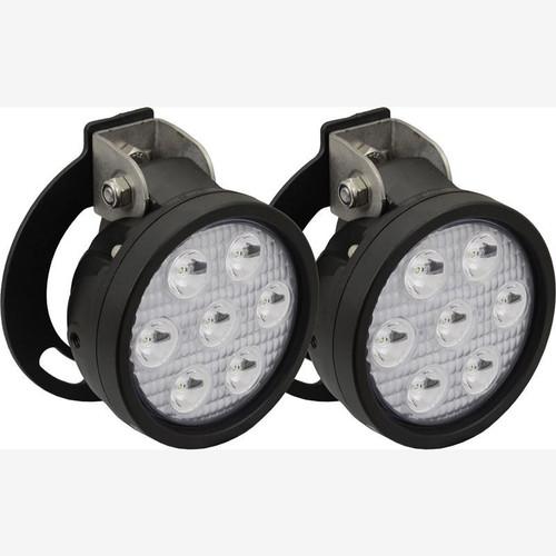 Vision X 07-11 GMC SIERRA FOG LIGHT KIT WITH XIL-UMX4010