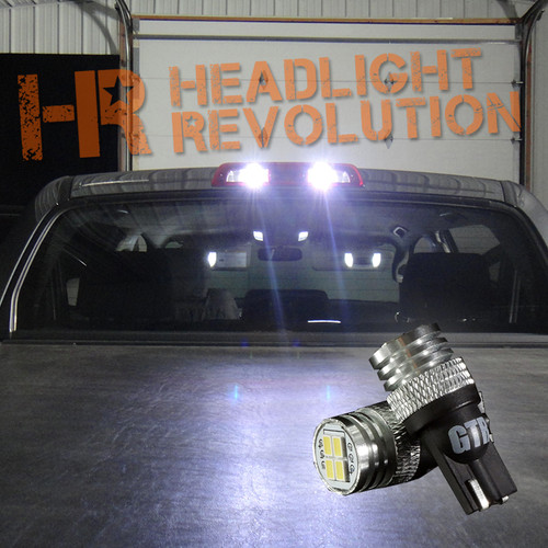 2014 - 2020 Toyota Tundra LED Cargo Light Bulb Upgrade