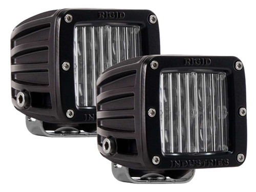 Rigid Industries 504813 SAE Compliant D-Series LED Fog Light Set