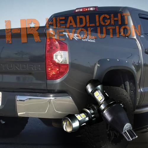 2014 - 2018 Toyota Tundra Rear Blinker Bulbs LED Upgrade Kit