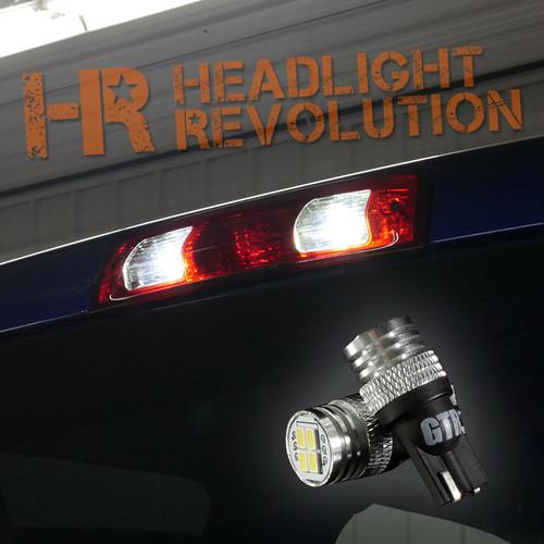 2009 - 2018 Dodge Ram LED Cargo Lights Bulb Upgrade