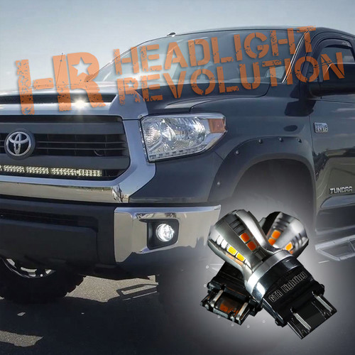 2014 - 2017 Toyota Tundra LED Front Blinkers Kit