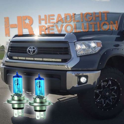 2014 - 2017 Toyota Tundra Vision X Halogen Headlight Bulbs