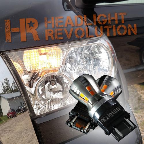 2007 - 2013 Toyota Tundra LED Front Blinkers Kit