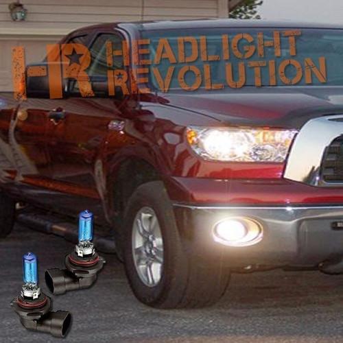 2007 - 2013 Toyota Tundra Vision X Halogen FOG LIGHT Bulbs