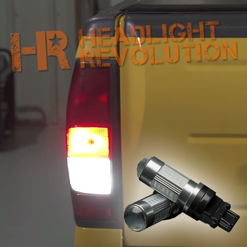 2001 - 2004 Nissan Frontier LED Rear Turn Signal Bulbs Kit