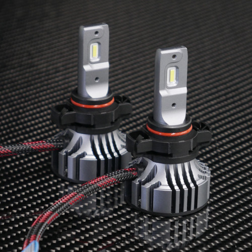 V.4 LED Headlights, 5202 / 2504 Bulbs