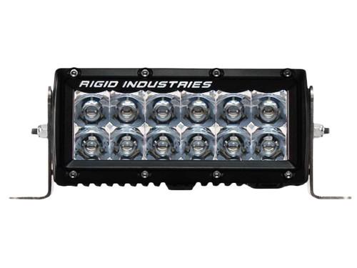 "Rigid Industries 106213 E-Series Amber 6"" LED Spot Light Bar"