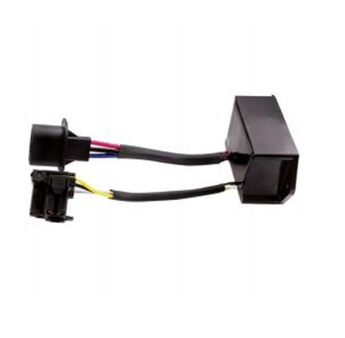 JW Speaker Model Jeep Filter Harness, 8700 H4/H13