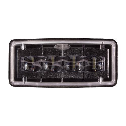 JW Speaker Model 6048 12V SAE/ECE LED Auxilary Light with Fog Beam Pattern