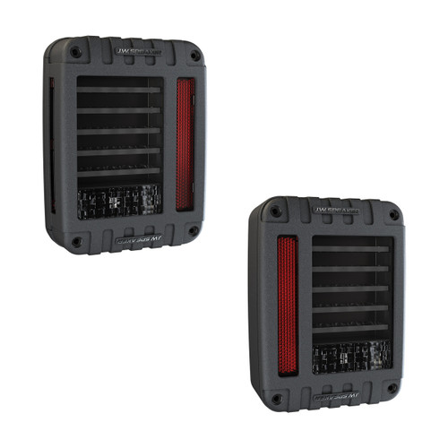 "JW Speaker Model 279 6"" x 8"" LED Universal Tail Lights"