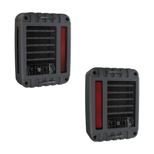 "JW Speaker Model 279 6"" x 8"" LED Universal Tail Lights"