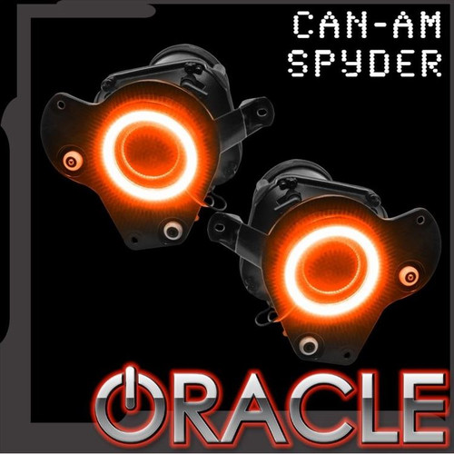 Oracle Can-Am Spyder 2008-2010 ORACLE LED Halo Kit