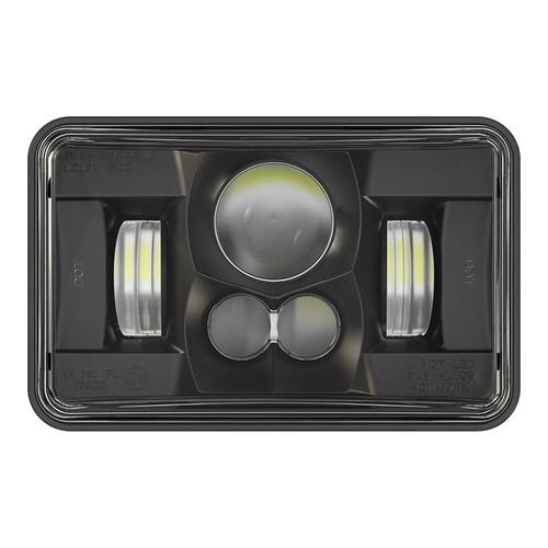 "JW Speaker 8800 Evolution 2 LED 4x6"" Low Beam Headlight - Black"