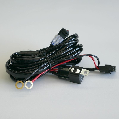 HR LED Light Bar Relay Wire Harness