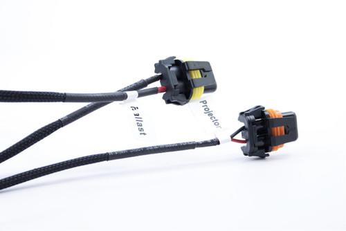 H10 Headlight Wire Harness. Headlight Wire Cap, Heavy Duty ... on