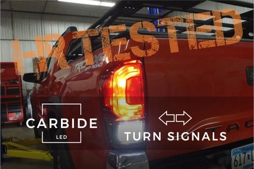 2016 - 2020 Toyota Tacoma LED Rear Turn Signal Bulbs