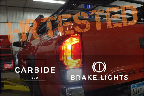 2016 - 2020 Toyota Tacoma LED Brake Lights