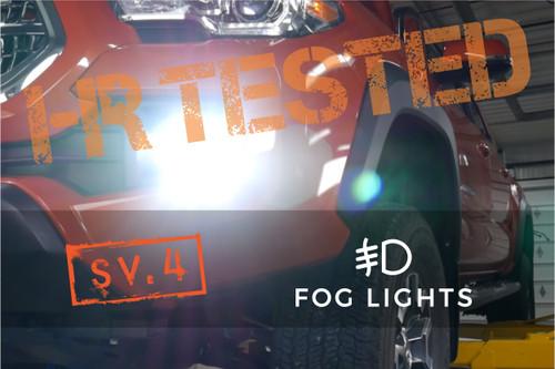 2016 - 2020 Toyota Tacoma SV.4 LED (Fog Lights)