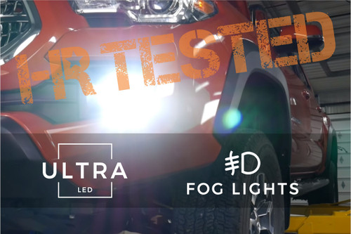 2016 - 2020 Toyota Tacoma GTR Lighting Ultra LED (Fog Lights)