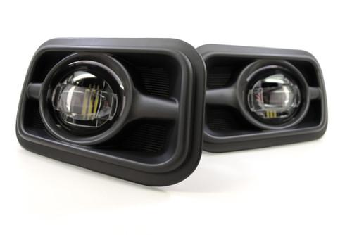 Morimoto Dodge RAM Horizontal XB LED Fog Lights