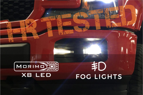 2015+ Ford F-Series XB LED Fog Lights