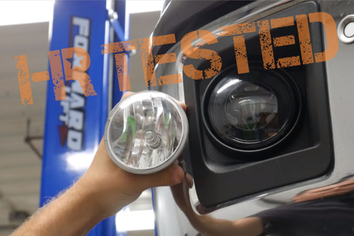 2014 - 2018 GMC Sierra XB LED Fog Lights
