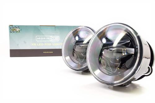 Morimoto Infiniti/Nissan (Round) XB LED Fog Lights