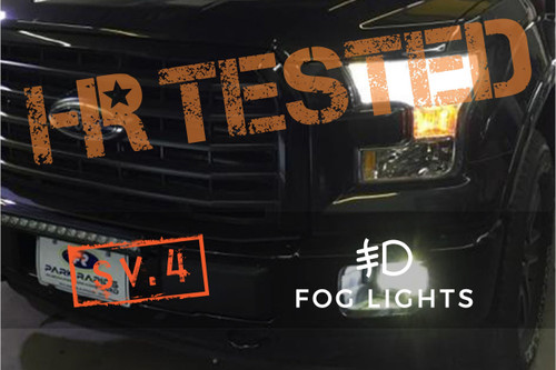 2015 - 2017 Ford F-150 SV.4 LED (Fog Lights)