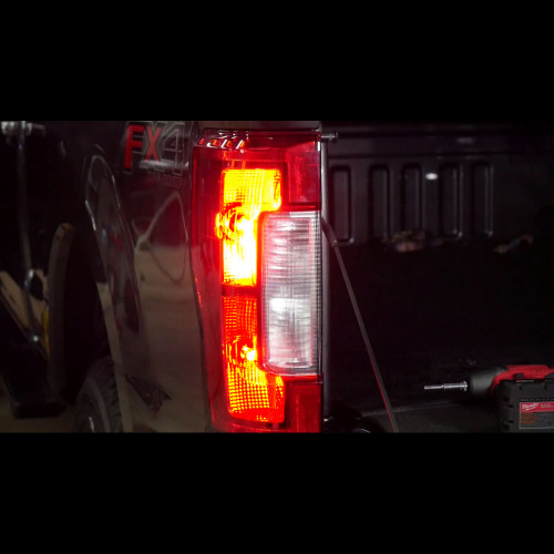 2017+ Ford F250 F350 Super Duty LED Tail Light Bulbs Upgrade Kit