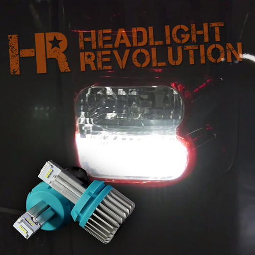 2007 - 2013 Toyota Tundra LED Reverse Light Bulbs Upgrade Level 2