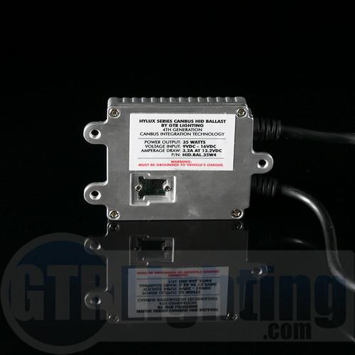 gtr hid ballast wiring diagram simple wiring diagram gtr lighting hylux series 35w gen 4 canbus hid ballast hid ballast wiring diagram 240 gtr hid ballast wiring diagram