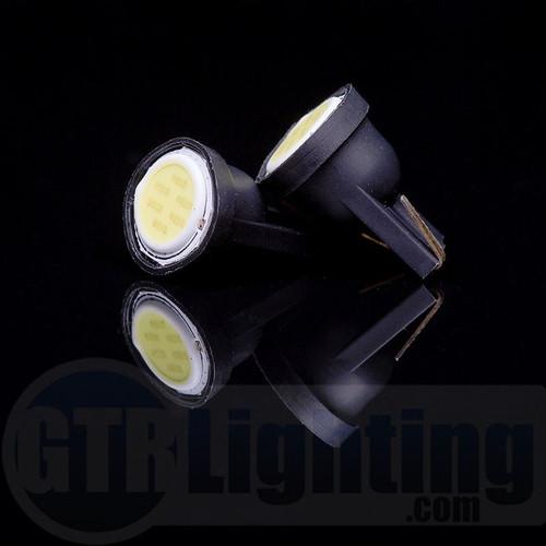 GTR Lighting Low Profile Lightning Series T10 / 194 / 168 LED Bulbs