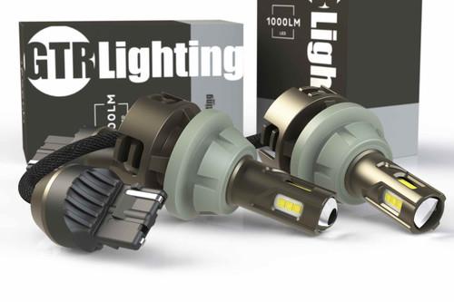 GTR Lighting Ultra Series LED Reverse Bulbs - 7440