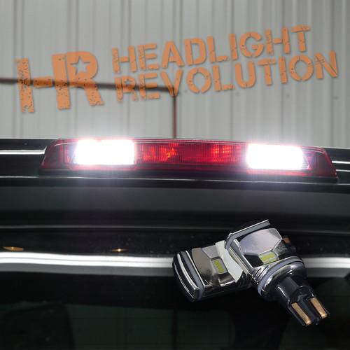 2003 - 2015 Nissan Titan LED Cargo Lights Upgrade