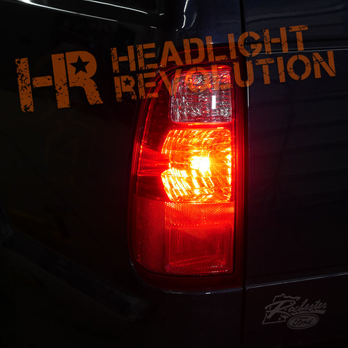 2010-2016 Ford Super Duty LED Tail Light / Turn Signal Bulb Kit